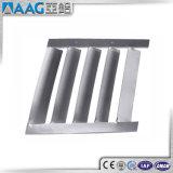 금속 알루미늄 부속 또는 알루미늄 밀어남 단면도를 가공하거나 알루미늄 부속을 가공하는 선반 끝마무리