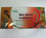 100% Slimming Slimming ervais da fruta da mistura da perda de peso da cápsula