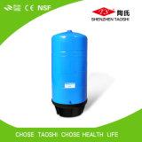 Большой голубой бак давления воды цвета для очистителя воды