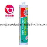 Sellador de silicona transparente de cristal de uso general químico chino (RS-168)