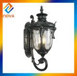 LEIDENE van de Verlichting/van het Aluminium van de Muur van de Stijl van de manier de Openlucht Decoratieve Lamp van de Muur