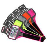 Brazalete deportivo de alta calidad al aire libre para el teléfono móvil