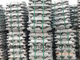 99.7% lingotes del aluminio de la alta calidad