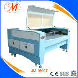 Leichte Laser-Ausschnitt-Maschinerie für Textilindustrie (JM-1590T)