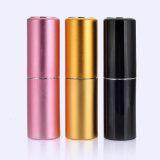 perfume recargable del recorrido portable negro 15ml para las ventas al por mayor