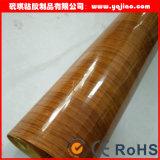 Mobilier de vanille haute brillance Film décoratif en PVC