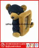 De Gift van Kerstmis van het Zachte Frame van de Foto van de Teddybeer van de Pluche