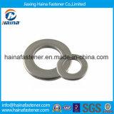 DIN125 Ss304 Ss316 A4-70 편평한 세탁기 또는 둥근 세탁기