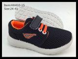 O conforto o mais atrasado do projeto calç as sapatas do lazer das sapatas do esporte das crianças (HH410-13)