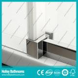 Acquazzone di vendita caldo di rettangolo che fa scorrere stanza con il blocco per grafici della lega di alluminio (SE907C)