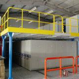 Sistema do assoalho de mezanino de dois níveis