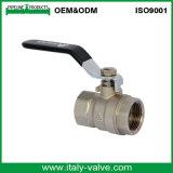 Italycopper ha reso pieno per alesare la valvola a sfera d'ottone (AV10018)