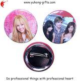 Kundenspezifisches Tasten-Zinn-Abzeichen für Förderung (YH-TB003)