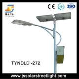 Alta luz de calle solar del brillo 50W