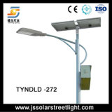 Luz de rua solar elevada do brilho 50W