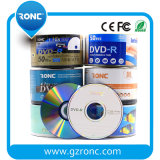 52X 700MB 80 Min CD-R con Shrink Wrap de 100 CD-R
