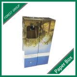 Kundenspezifisches Matt-Laminierung-buntes Drucken-gewölbter Kasten