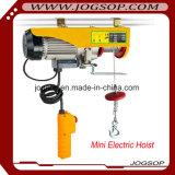 0.1t kleinen mini elektrischen Kettenhebevorrichtung zur PA-1.2t mit Laufkatze