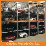 De Opslag van de Auto van het Niveau van Mutil van het Systeem van het Parkeren van de Stapelaar van de Auto van Mutrade van auto's
