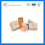 사치품에 의하여 인쇄되는 서류상 구두 상자 (뚜껑에)