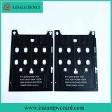 Bac à cartes en plastique de PVC pour des imprimantes à jet d'encre d'Epson R1900