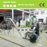 Nylon yarn PP bags plastic recycling pelletizing machine