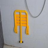 壁に取り付けられたナイロン折る障害者のシャワーのシートの浴室の腰掛け