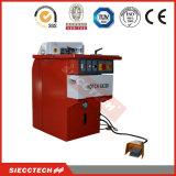 조정 각 유압 코너 Notcher, 유압 Notcher 의 코너 금을 내는 기계 (Q28)