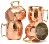 2015 Cheap Price Resturant Copper Mug para Moscovo Mule