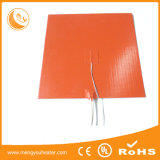 Fabrik-Preis-Öl-Trommel-hohe Wärme Effiency Slicone flexible heiße Gummiplatte