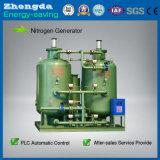 Generador del nitrógeno de la adsorción (PSA) del oscilación de la presión para industrial/el producto químico