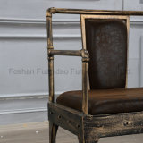 食堂のための古いデザイン骨董品のレストランの椅子