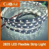 DC12V Waterproof a luz de tira flexível do diodo emissor de luz de SMD2835 SMD