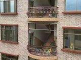El último diseño de la parrilla de ventana de la soldadura de la casa 2017 hecho en China