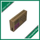 Het Vakje van de Post van het Document van het Karton van de Kleur van de douane