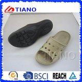 Los nuevos hombres de la sandalia zapatillas en 2 colores con clase (TNK24870)