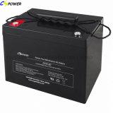Batería sin necesidad de mantenimiento del gel de la batería de la batería 12V 55ah de Cspower