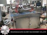 Terminar la embotelladora pura del agua mineral
