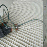 Fibra de vidrio moldeada reja de FRP GRP que ralla con el precio bajo