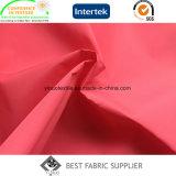 De la poliamida surtidor de nylon opaco 100% de la tela del tafetán del llano W/R por completo