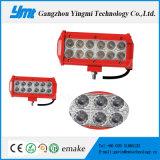 Offroad 차량을%s Epistar LED 칩 36W LED 일 빛
