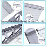 Het zilveren Afbaarden van het Polycarbonaat van de Vleugel Plastic voor Venster en Deur