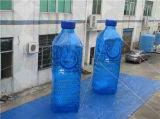 Bottiglia gonfiabile gigante, pubblicità gonfiabile per promozionale esterno
