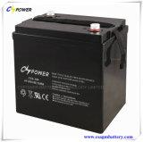 Batterie exempte d'entretien/AGM 6V 200ah pour solaire/UPS/mémoire