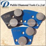 구체적인 지면 다이아몬드는 HTC 가는 패드 및 사다리꼴 가는 디스크를 도구로 만든다