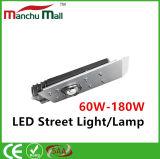 Lâmpada de rua material do diodo emissor de luz do poder superior 60W-180W da condução de calor do PCI