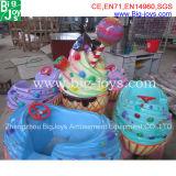 Conduite de crême glacée de gosses, conduite rotatoire électrique d'enfants (BJ-NT51)
