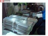 Het Poeder van Alooy van het roestvrij staal bedekte Geslagen Aluminium met een laag