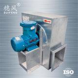 Ventilador da isolação térmica do quadrado do aço Dz-300 inoxidável
