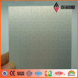 15 Jahre Garantie-Noten-Serien-Prägung-Aluminiumwand-Dekoration-Panel-